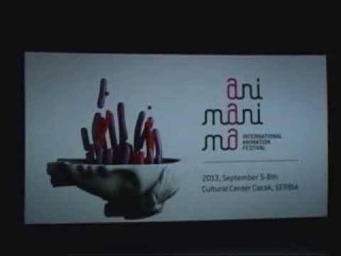 """Награђени филмови 7. међународног фестивала """"АНИМАНИМА 2013"""""""