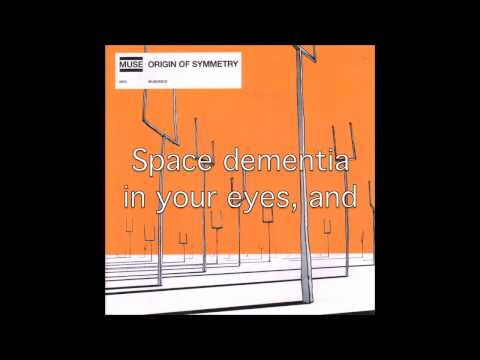 Tekst piosenki Muse - Space dementia po polsku