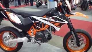 5. 2013 KTM 690 SMC R Supermoto * see also Playlist ''2013 KTM Motorcycle Models''