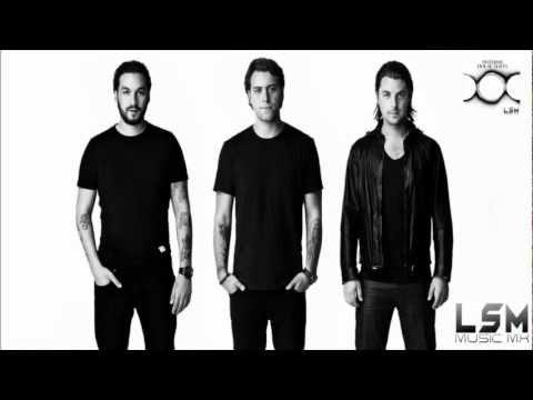 Walking Alone/Miami 2 Ibiza (Swedish House Mafia mash-up) [LSM edit]
