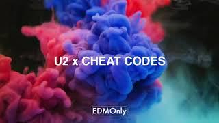 U2 x Cheat Codes - Love Is Bigger Than Anything In Its Way (Lyrics / Lyric Video)