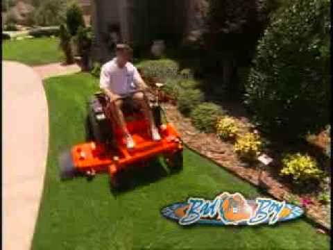 Bad Boy Mowers Referee Commercial
