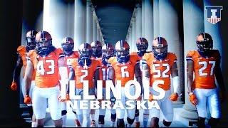 @IlliniFootball vs. Nebraska  Game 5 Hype Video
