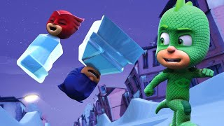 Video PJ Masks Full Episodes | GEKKO'S NICE ICE PLAN | ❄️PJ Masks Christmas Special ❄️PJ Masks Official MP3, 3GP, MP4, WEBM, AVI, FLV September 2019
