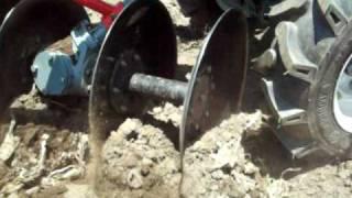 Tractor Monocultor Para Preparacion de Terrenos
