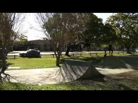 Grafton Scooter Competition - Runs