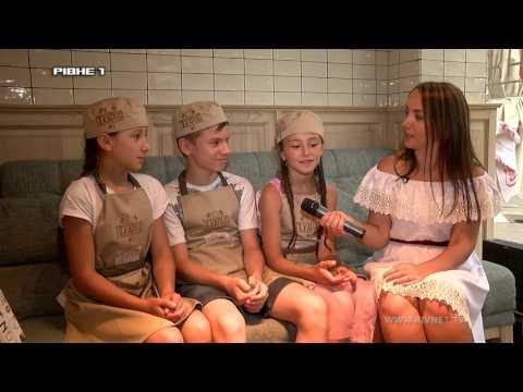 """""""Яскрава кулінарна мандрівка до Японії у 40 випуску програми """"Кумедні пекарі Рівне 1"""" [ВІДЕО]"""