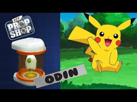 DIY道具屋(DIY Prop Shop)教你自製《寶可夢GO》的孵蛋器!