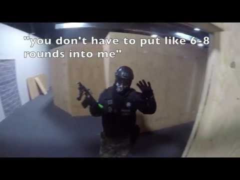 Airsoft Cheating With Fights And Flipouts Part 2