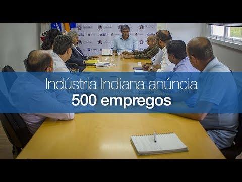 Indústria indiana anuncia produção, a partir de abril, da planta que está sendo construída em Pouso Alegre