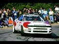 """Download Lagu WRC Rally """"Group A"""" Cars on Tarmac (Speed & Pure Engine Sound) [HD] Mp3 Free"""