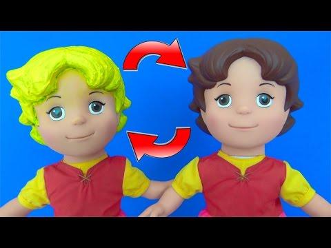 Video Çılgın kuaför Caillou Heidi'nin saçlarını sarıya boyuyor. Sarışın Heidi ve Niloya neler yapıyor? download in MP3, 3GP, MP4, WEBM, AVI, FLV January 2017