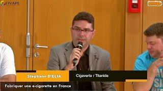 Stephane d'Elia : Fabriquer en France