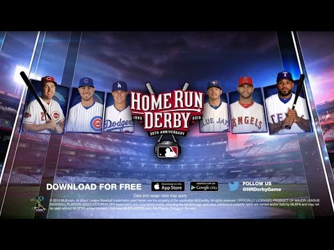 Video of MLB.com Home Run Derby 15