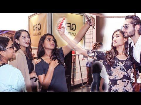 """(आना र आशिरमानको हलमा यस्तो क्रेज -New Nepali Movie -""""Gangster Blues"""" Hall report - Duration: 14 minutes.)"""