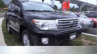 *Enhanced* 2013 Toyota Land Cruiser: Review