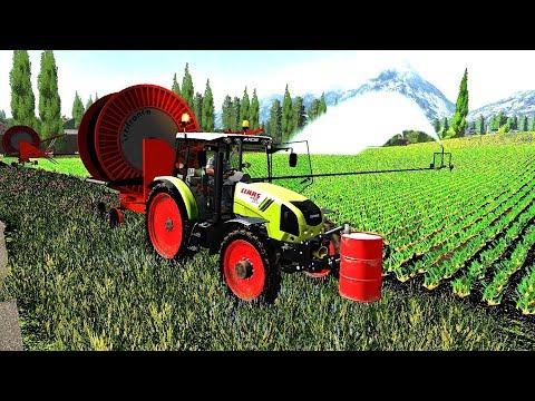 Irrifrance Optima Irrigation Drums Pack v1.0
