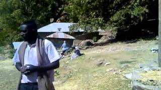 Agena Mikael ( Rainbow Holy Water) Review By Celebrity Ethiopia Tour.mp4
