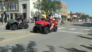 Emporia (KS) United States  city photos gallery : Shrine Bowl Parade 2016 Emporia, Kansas