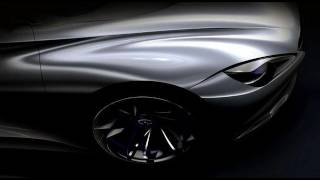 2015 Infiniti Electric Sports Car