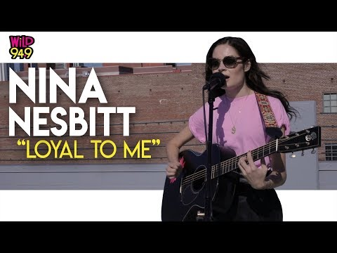 "Nina Nesbitt - ""Loyal To Me"" (LIVE Acoustic Performance)"