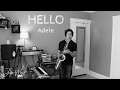 Justin Ward - Hello (Adele Cover)