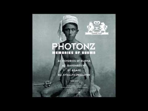 Photonz - Memories of Burma