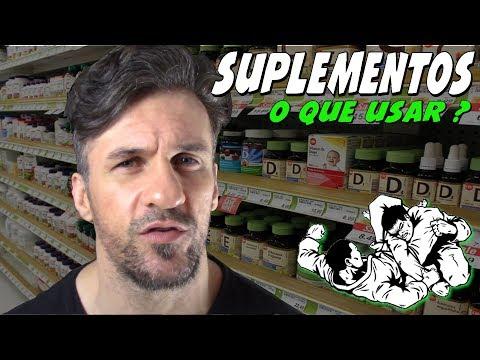 Suplementação - O que realmente é util para atletas de Jiu Jitsu - Paulo Amf