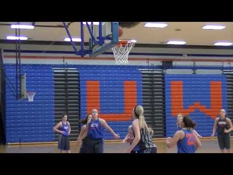 2013-14 UW-Platteville Women's Basketball Season Preview