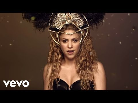 Download Shakira - La La La (Brasil 2014) (Spanish Version) ft. Carlinhos Brown HD Mp4 3GP Video and MP3