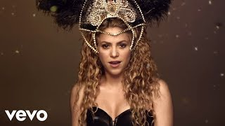 "La La La is"" featured on Shakira's new self-titled album. Shakira & Activia partner to support World Food Programme and its ..."