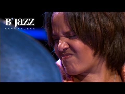 Terri Lyne Carrington ''Money Jungle'' - Jazzwoche Burghausen 2014 (видео)