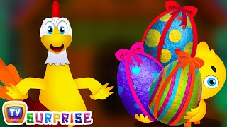 Birthday Surprise Gone Wrong  Surprise Eggs Funny Cartoon Shows for Kids  ChuChu TV