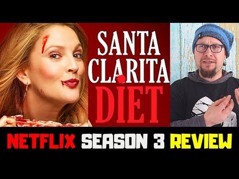 Santa Clarita Diet: Season 3 Netflix Original Series Review (HD)