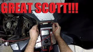 8. Scooter Won't Start? Operation get this GY6 running!!