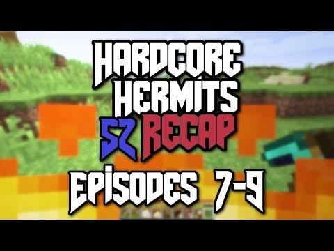 Hardcore Hermits Recap - Season 2, Episodes 7-9!