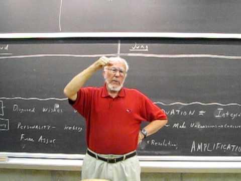 Robert Van de Castle on Freud & Jung (Part 1)