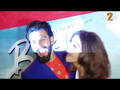 Ranveer and Vaani Kapoor at You And Me Song Launch Film Befikre | Bolly2Box