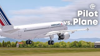Video Pilot VS Plane   Airbus A320 Crash During an Airshow   Air France Flight 296 MP3, 3GP, MP4, WEBM, AVI, FLV April 2019