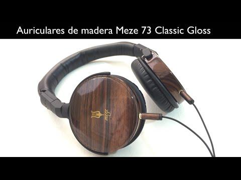 y - Unboxing & review Headphone Meze 73 Classic Gloss, aqui les hablaremos de la calidad de los auriculares como tambien la calidad de sonido que nos proporcionan los meze 73 classic Gloss LINK...