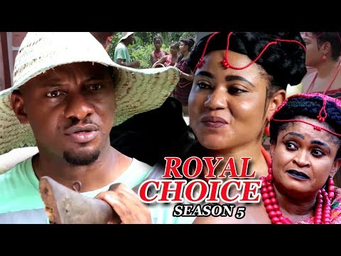 The Royal Choice Season 5 - 2018 Latest Nigerian Nollywood Movie Full HD