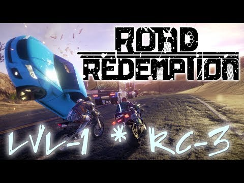 Road Redemption Walkthrough Gameplay Campaign | Level - 1 (Race - 3) | With Special Effect