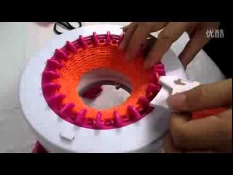 Knitting Smart Weaver low
