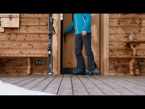 Schöffel Herren Ski Pants ST. JOHANN1