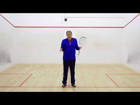 Squash tips: Hitting on the rise with DP - Areas of advantage