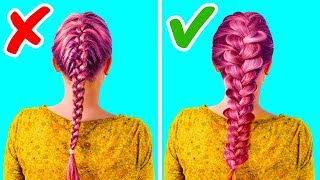 Video 35 WEIRD TRICKS FOR YOUR HAIR MP3, 3GP, MP4, WEBM, AVI, FLV Juni 2019