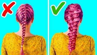 35 WEIRD TRICKS FOR YOUR HAIR