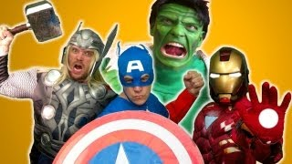 Avengers Therapy! Session #15