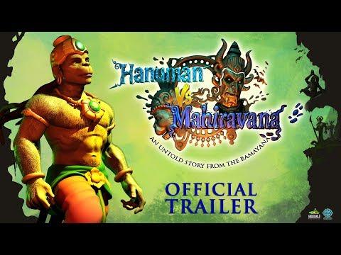 Hanuman Vs Mahiravana