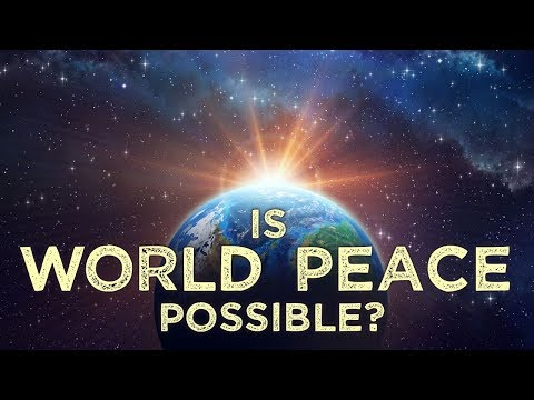 Nada Video: How Can We Contribute to a More Peaceful World?
